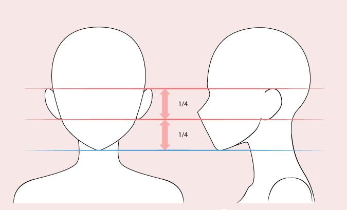 Gambar telinga wanita anime