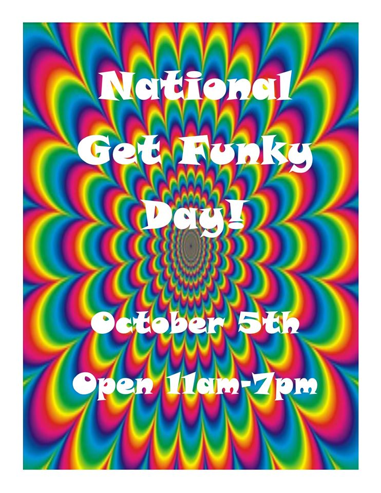 National Get Funky Day Wishes Lovely Pics