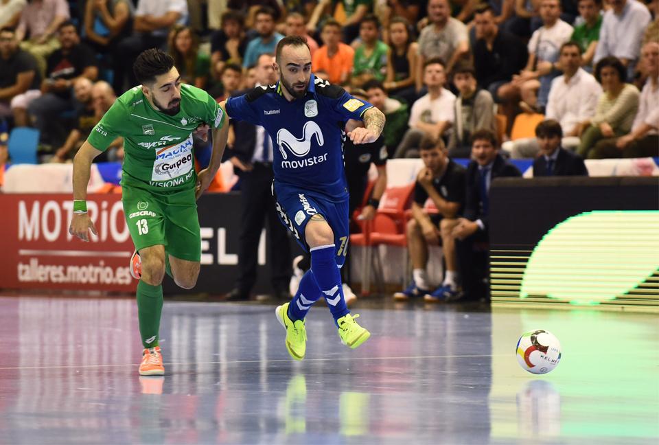 Rafael a falta de dos minutos para el final cerró la cuenta. Un  espectacular 0-4 que mete a Movistar Inter en otra gran final. 418873a58