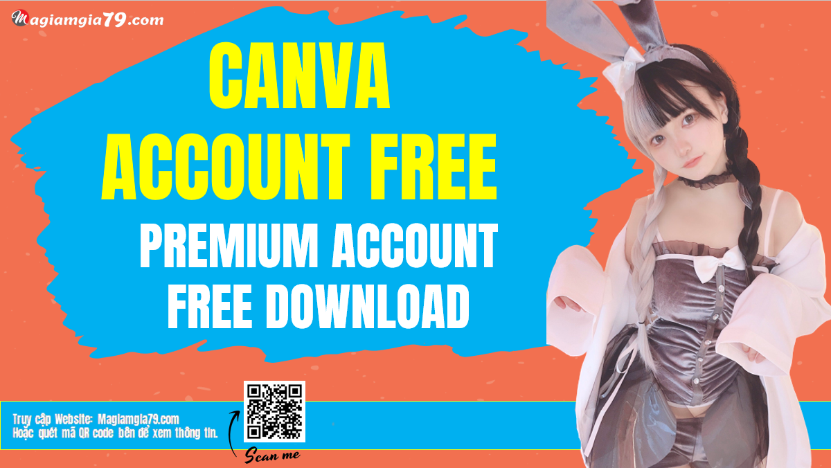 Canva Pro Account free, Canva Premium Account Free