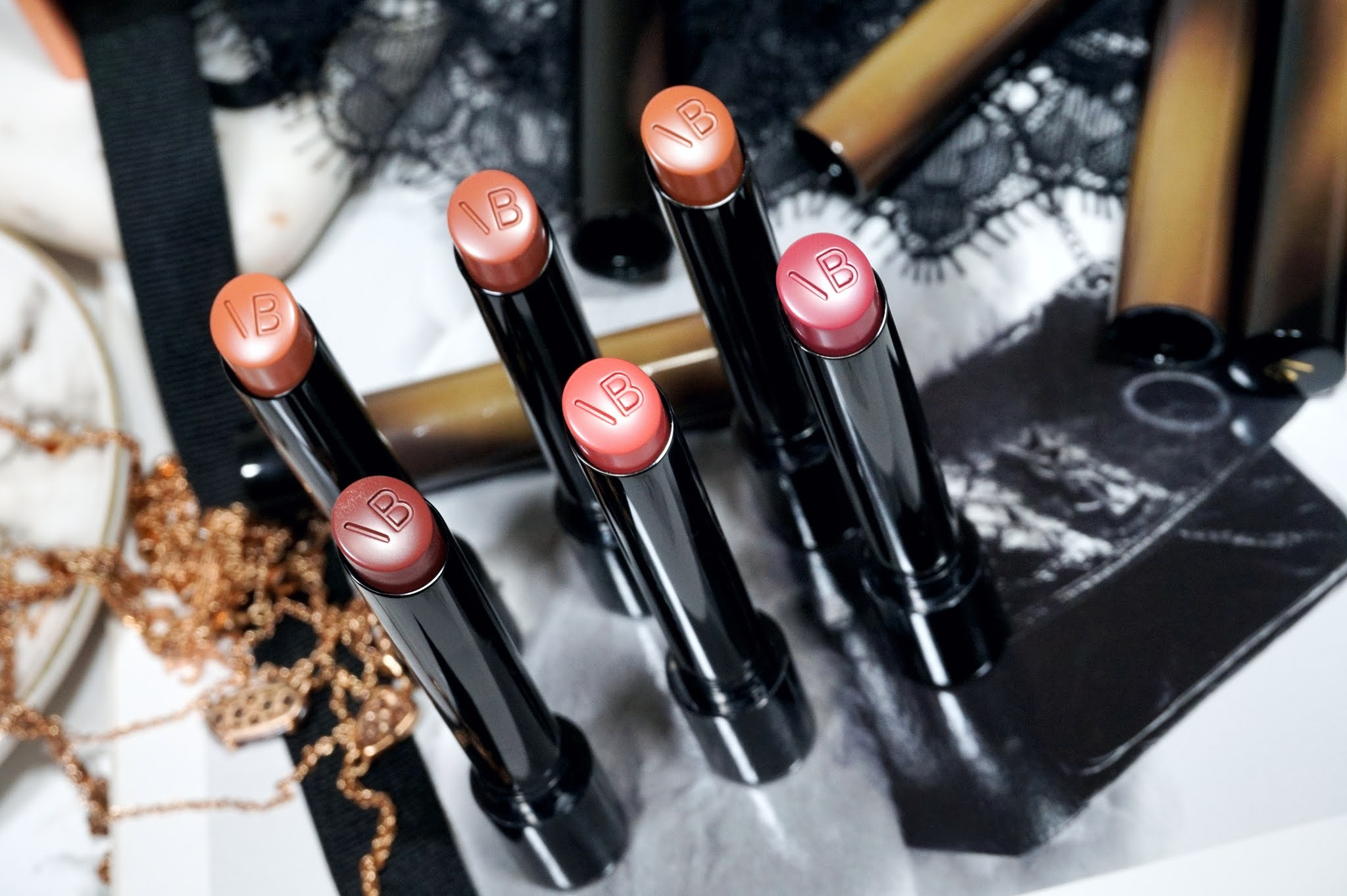 Victoria Beckham Beauty Posh Lipstick Review and Swatches