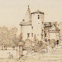 Jouons avec les dessins de château de Leo Drouyn