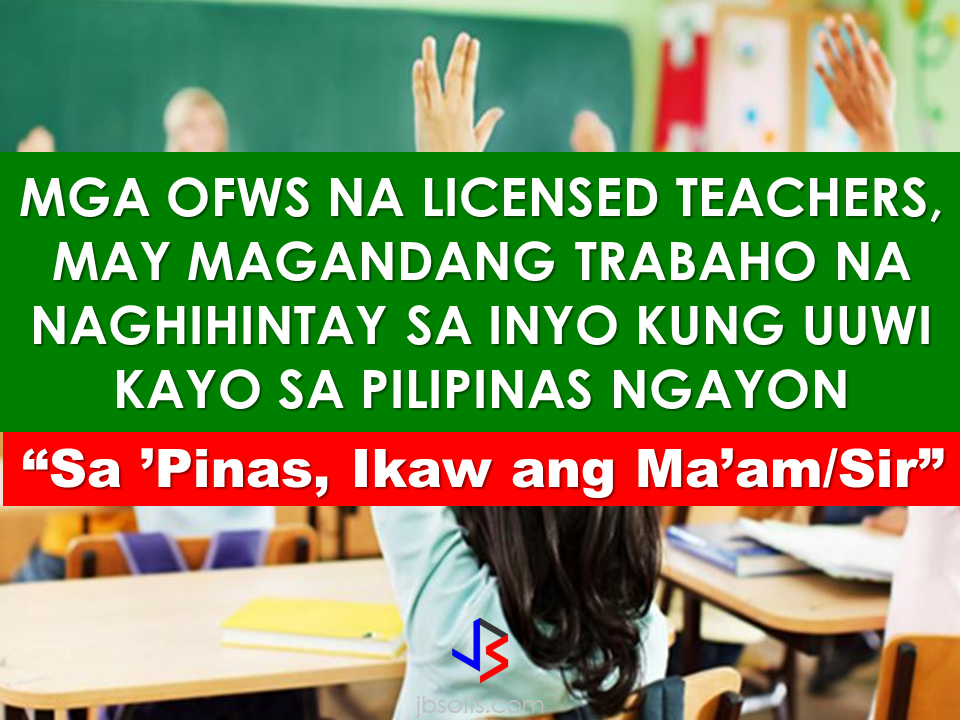 department of education application to teach