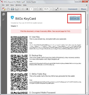 Tips membuat Wallet Bitcoin di BitGO