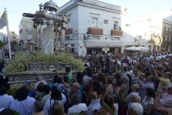 Cultos y preparativos para la Festividad de la Virgen de los Milagros del Puerto de Santa María