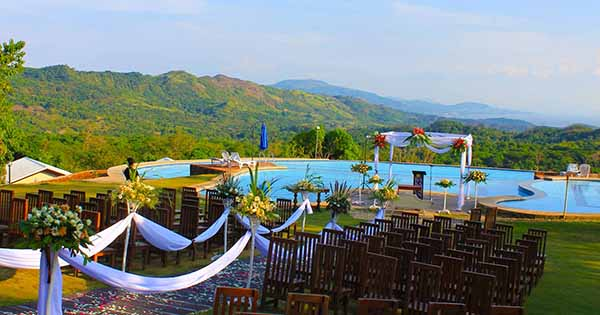 Rizal Province Resort in Philippines
