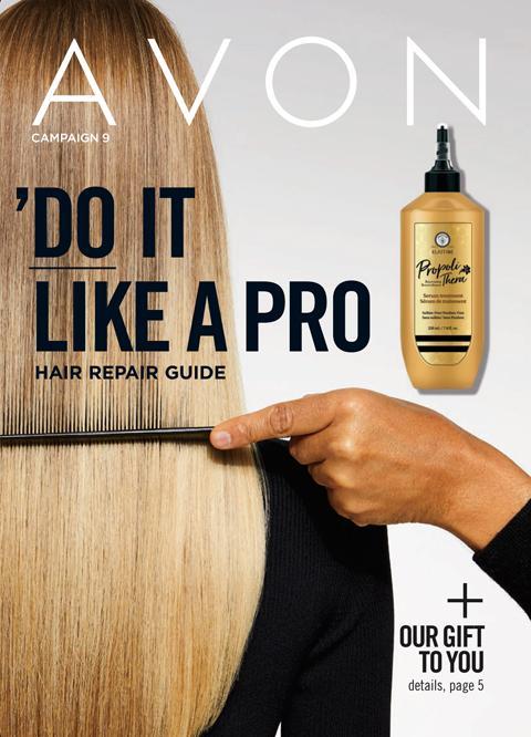 AVON Campaign 9 Brochure 2021 Online - Do It Like A Pro!