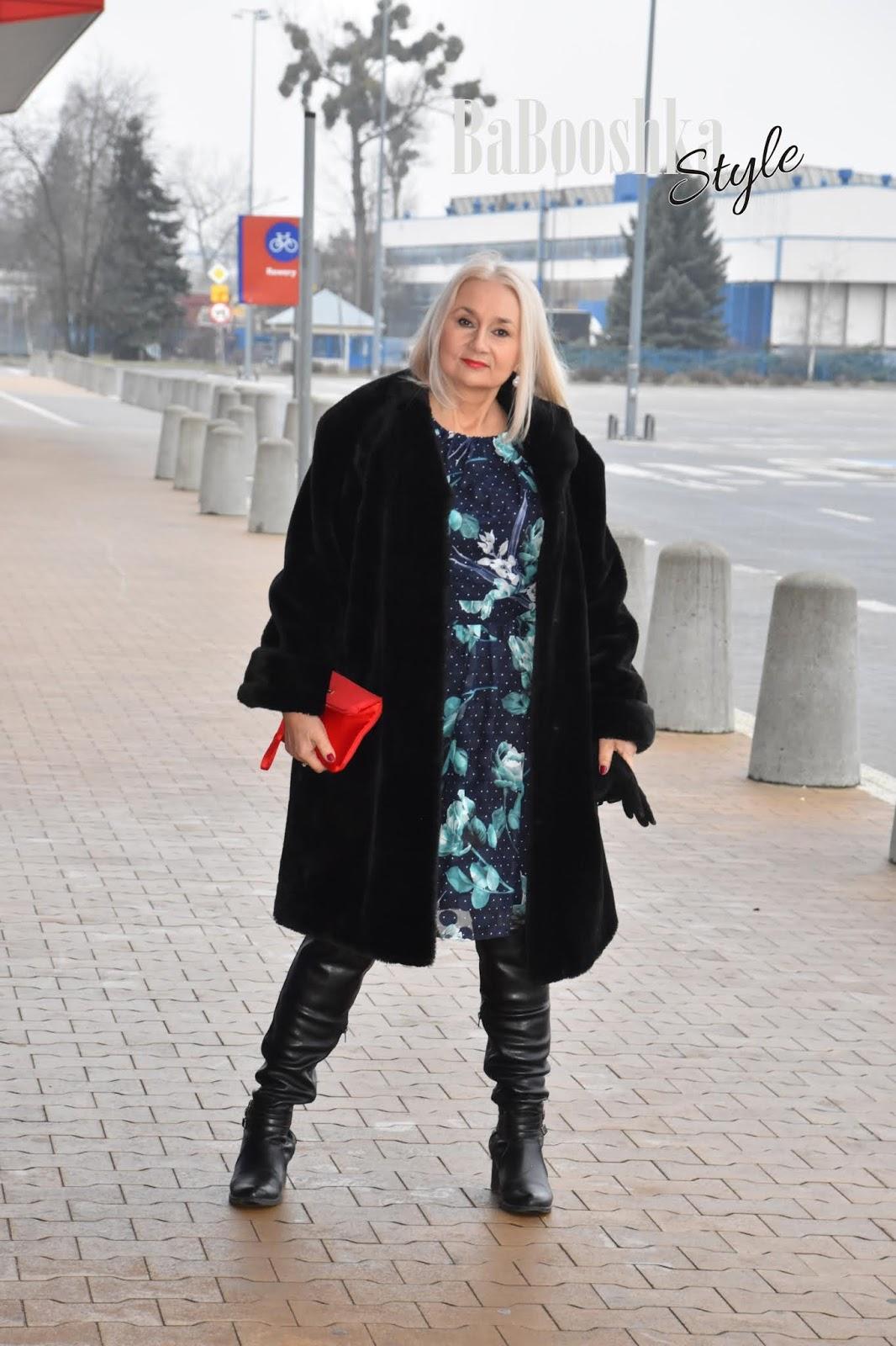 armani, orsay, fur, alaska, kodmody-stylistka.com.pl, marzenna walczak