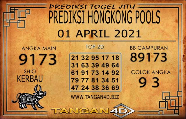 PREDIKSI TOGEL HONGKONG TANGAN4D 01 APRIL 2021