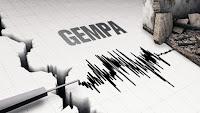 Sulawesi Barat Di Guncang Gempa 3 kali Secara Berturut-turut