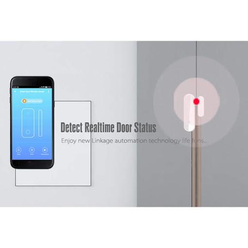 Docooler 2.4G WiFi Wireless SmartWindow Door Window Sensor