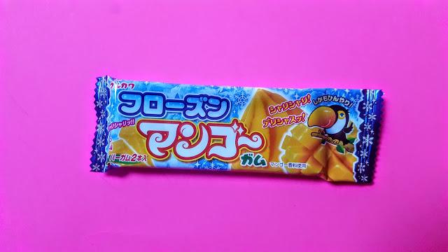 frozen mango gum