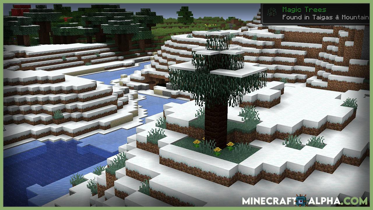 Premium New Woods Mod - More Apples