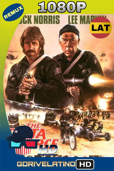 The Delta Force (1986) BDRemux 1080p LAT-CAS-ING MKV