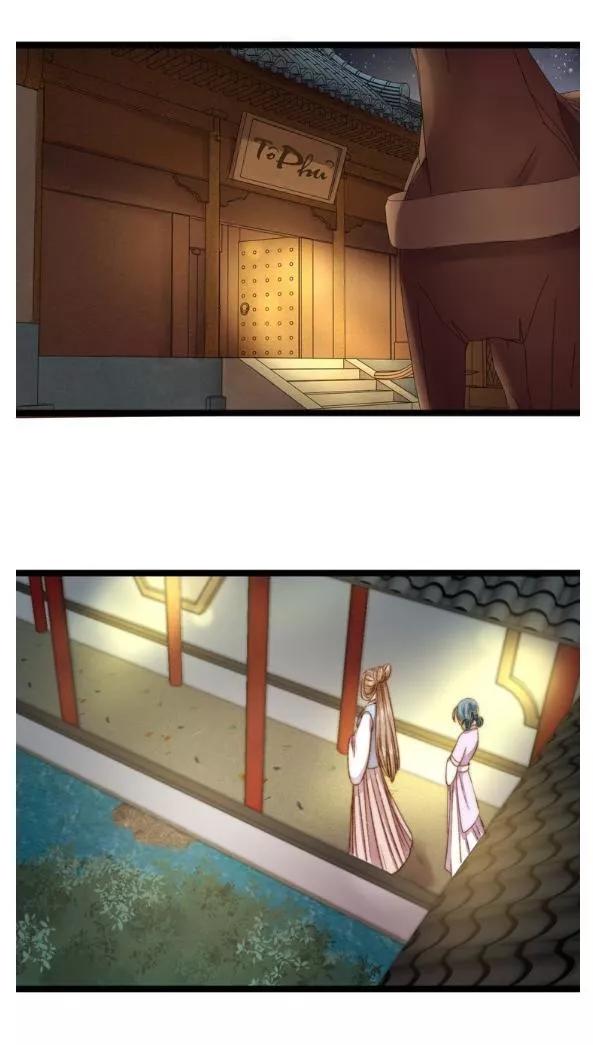 Nàng Phi Cửu Khanh - Thần Y Kiều Nữ chap 9 - Trang 3