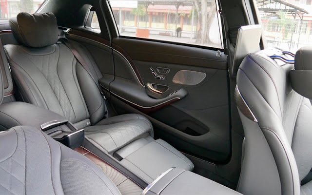 Đánh giá Mercedes Maybach S560 4MATIC 2021