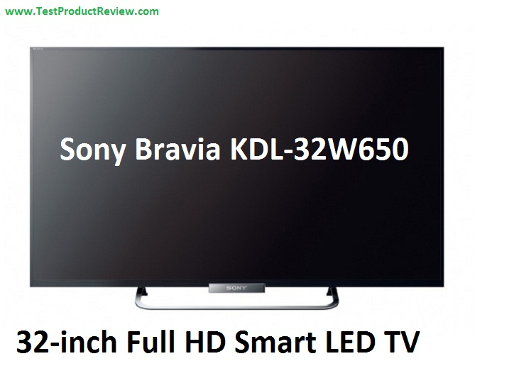 Sony Bravia Kdl 32w650 32 Inch Full Hd Smart Led Tv Specs