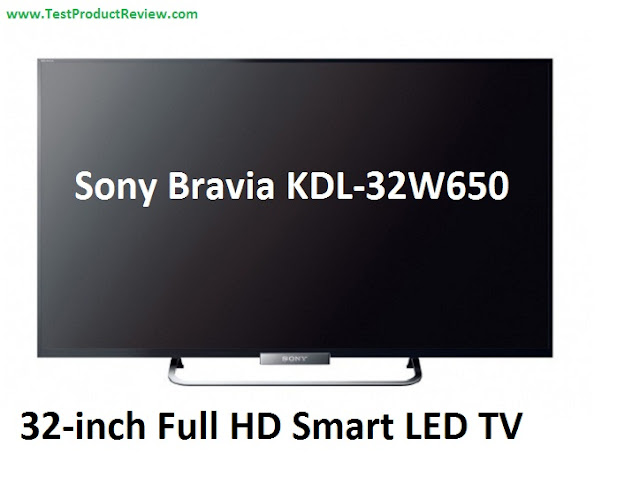 Sony Bravia KDL-32W650 TV review