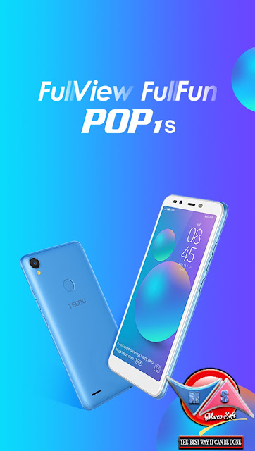 Tecno F4 POP 1s Factory Signed Firmware File Free Download