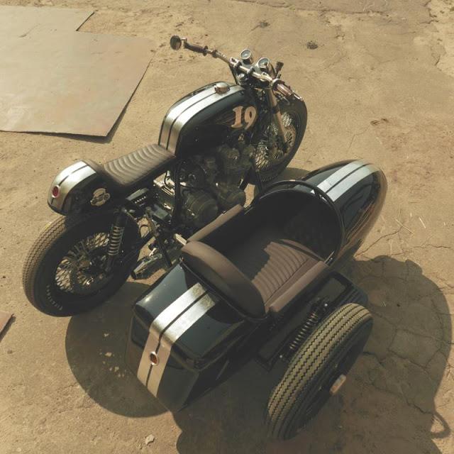CB Sidecar