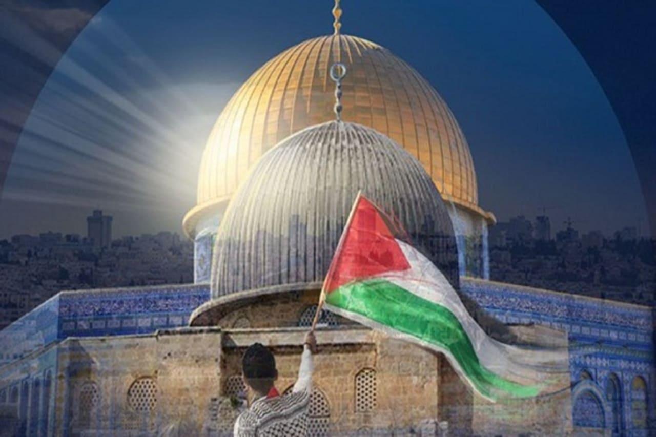 Palestina, Al-quds, Jihad Dan Khilafah
