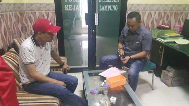 Kolaborasi Intelijen Kejagung-Kejati Lampung Berhasil Ringkus DPO Tipikor