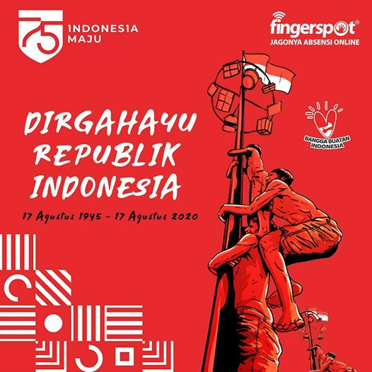Dirgahayu Republik Indonesia 75