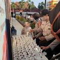 Tingkatkan Imun untuk Cegah Corona, Ini yang Dilakukan Polres Gowa