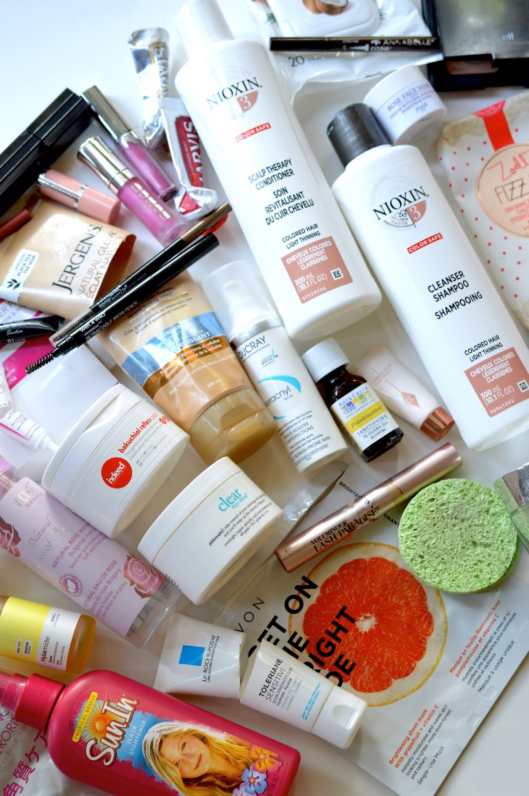 drugstore empties