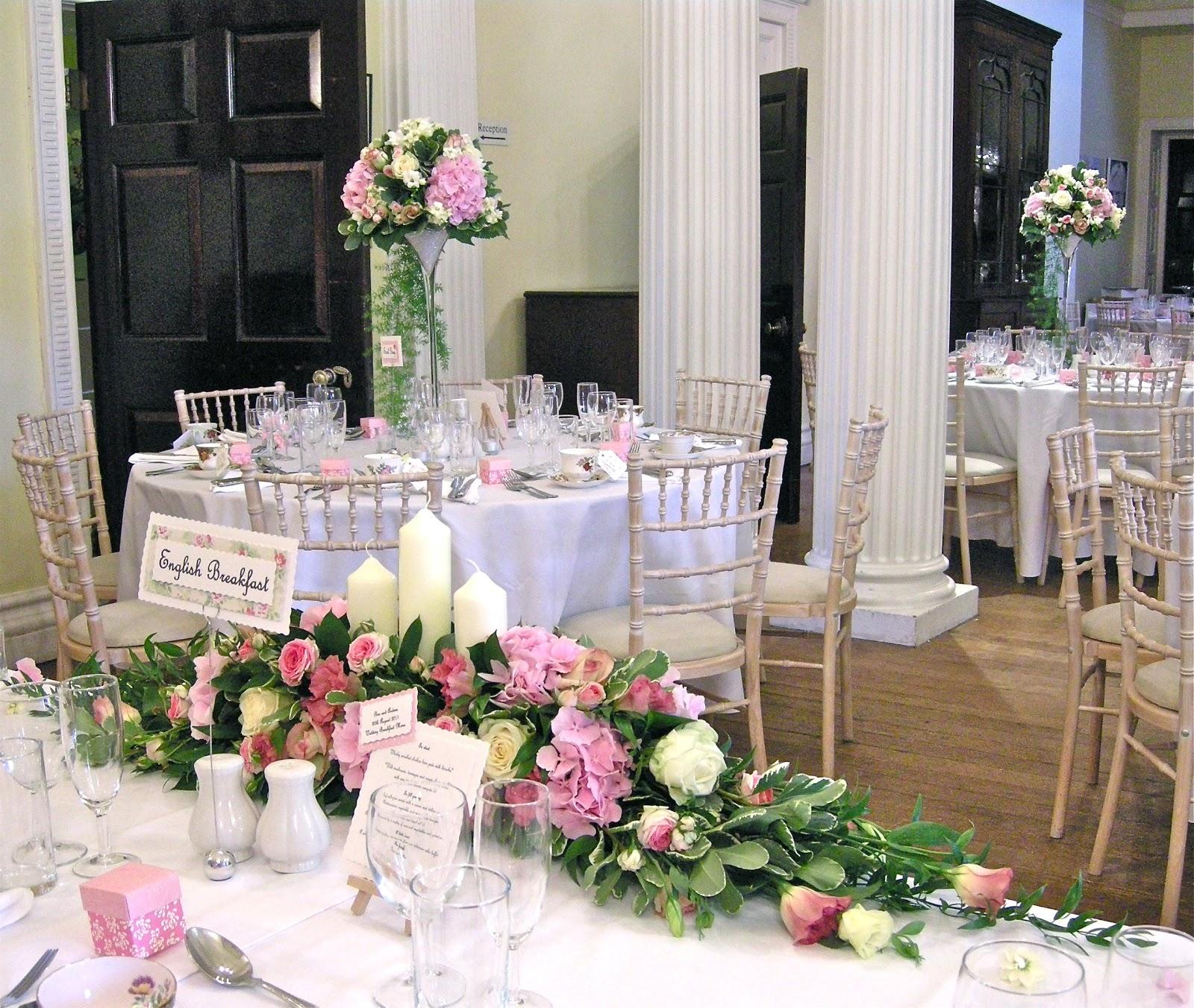 Wedding Flowers Blog: Andrea's Cath Kidston /Vintage Tea