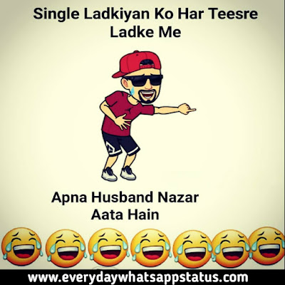 """Funny Status in Hindi 2 Line 