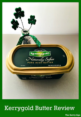 A new memorable find! Kerrygold Butter for your eating and baking pleasure!
