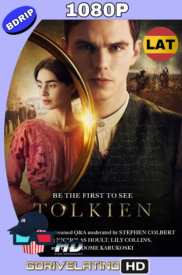 Tolkien (2019) BDRip 1080p Latino-Ingles MKV