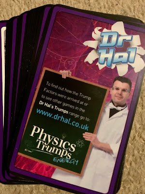 Dr Hal's trump cards