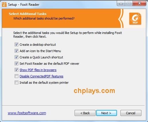 Cài đặt Foxit Reader Full mới nhất trên máy tính 5
