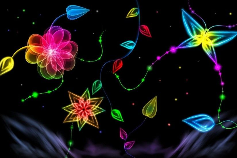 Neon Wallpapers for Android - Neon HD Background