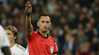 Sanchez Martinez to referee Supercopa de Espana final between Madrid & Atletico