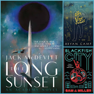 7 books for sci-fi / fantasy fans