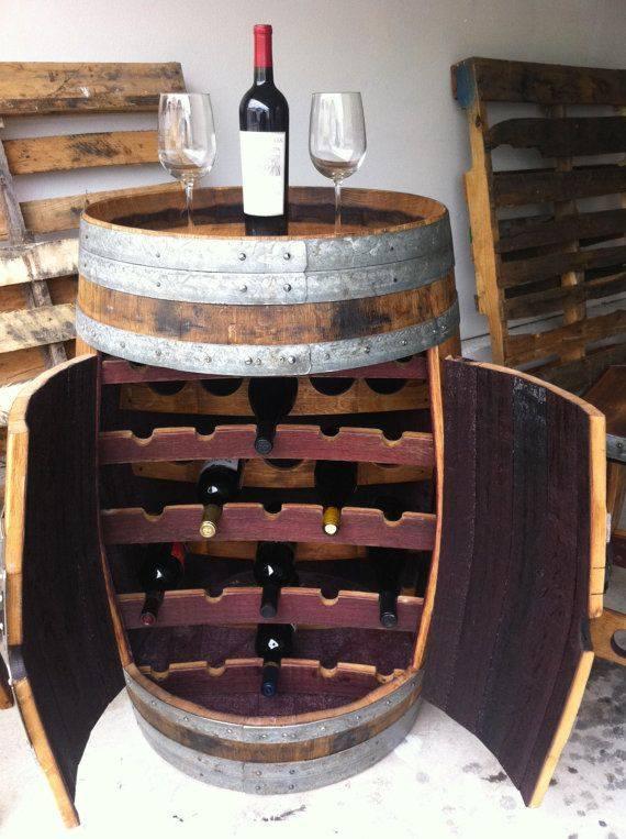 bricolage e decora o sugest es para reciclar um barril ou pipa de vinho. Black Bedroom Furniture Sets. Home Design Ideas