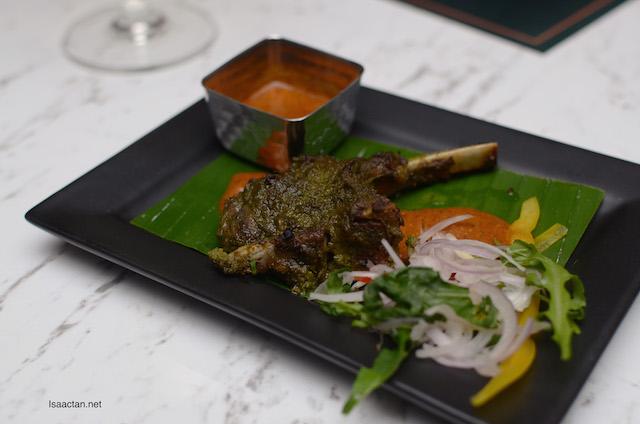 Lamb Chop, House Special