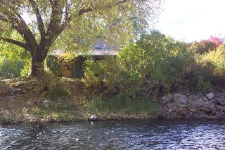 Riverside Cottage vacation rental on East Fork of the