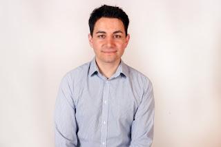 Author Chris Whitaker