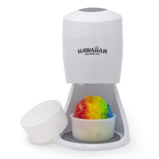 Image: Hawaiian Shaved Ice Electric Shaved Ice Machine