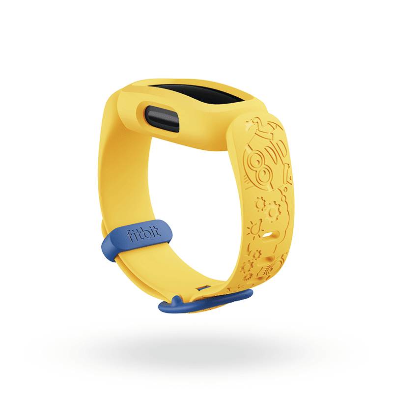 Fitbit outs a Minion-themed Ace 3 fitness tracker for kids 6 years old and above