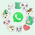 Así puedes conseguir los nuevos 'stickers' de WhatsApp