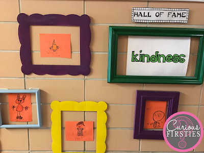 Encourage an inviting classroom environment with reading rituals