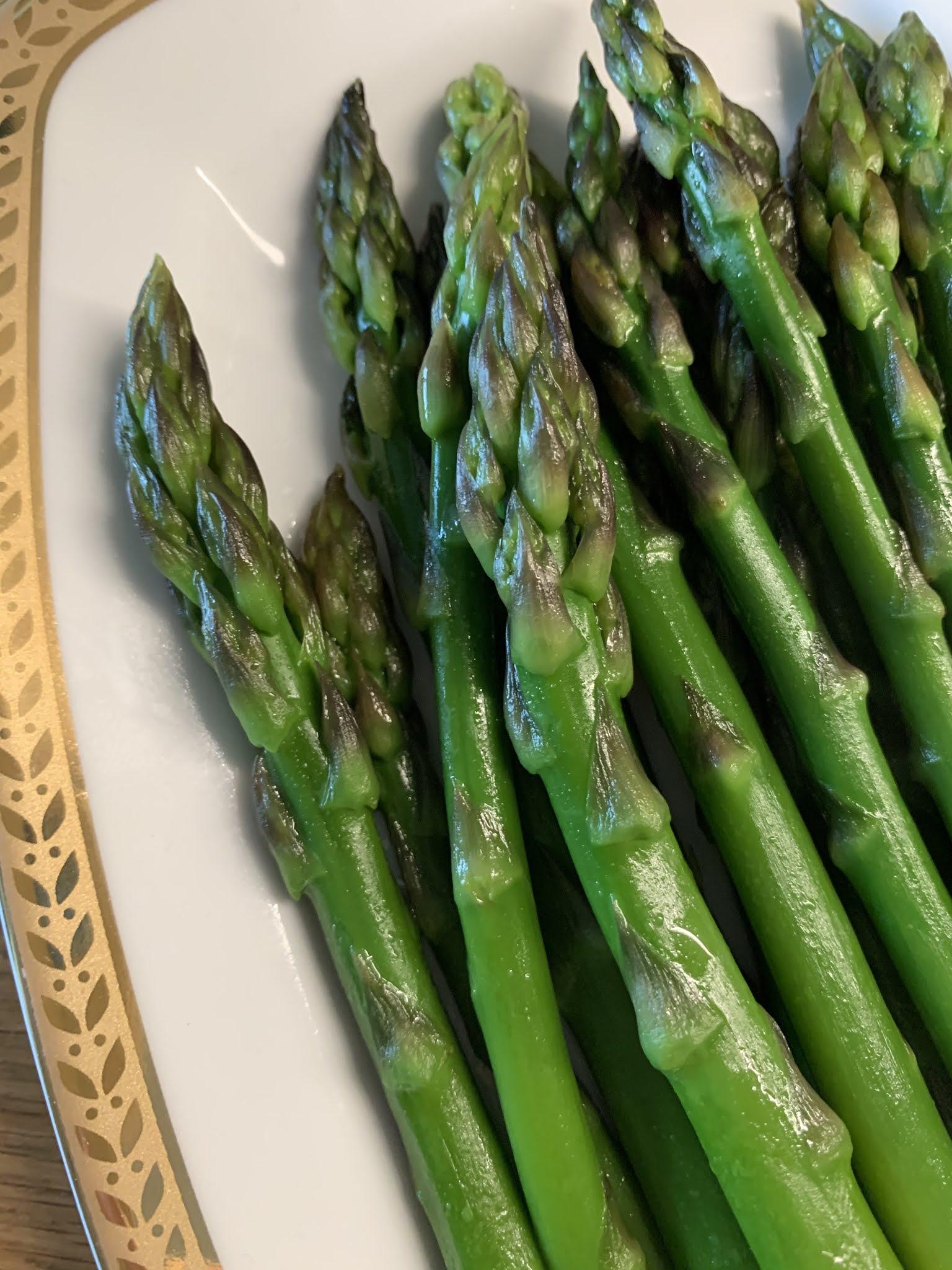 Zielone szparagi – czas start!