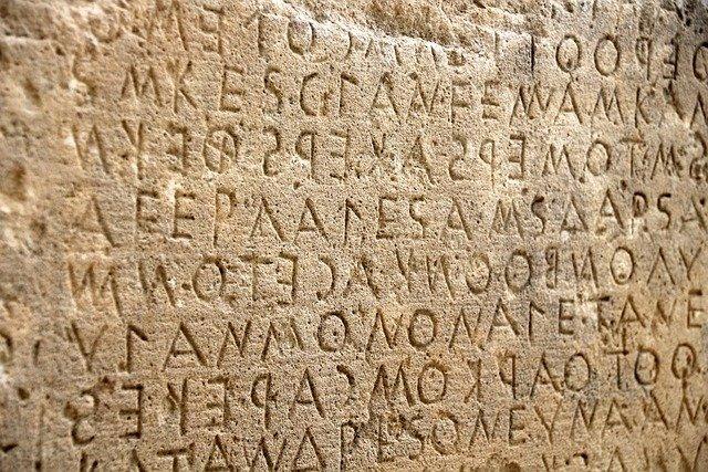 idiomas da biblia
