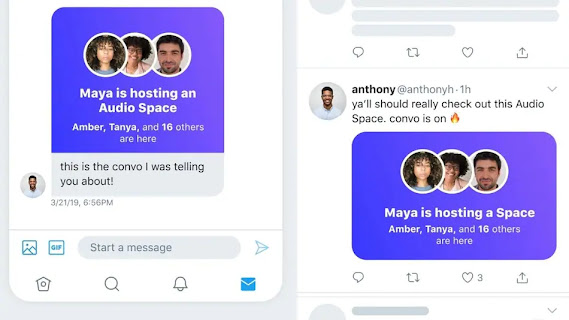 Twitter Spaces: Step by Step Process to Create and Join Audio Chat Rooms