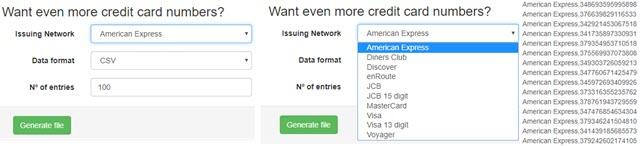 get-credit-card-numbers